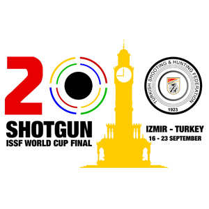ISSF World Cup Final Shotgun · Izmir, TUR